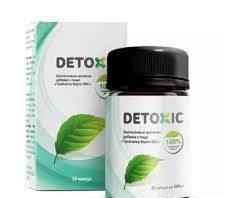 Detoxic - Original - Forum -lazada - Harga - asli - review
