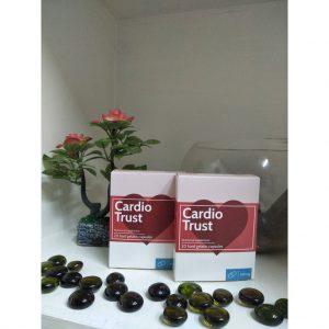 CardioTrust - farmasi - Bahan-bahan - penggunaan