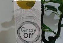 GrayOFF - farmasi - kesan - penggunaan